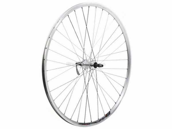 Shimano Deore Touring Front Road Wheel 700c, Front, Silver, Rim Brakes, Deore, Alloy, Front, Caliper Brakes