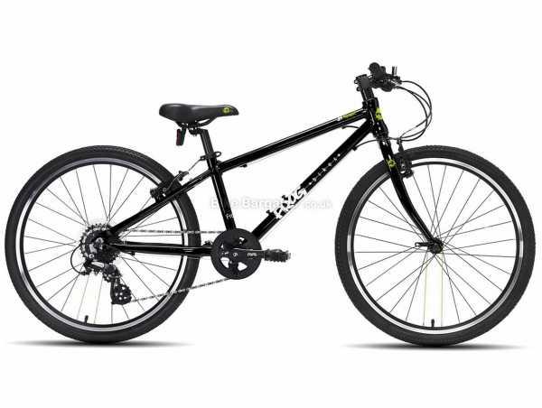 "Frog 62 Alloy Kids Bike M, Purple, Alloy Frame, Altus 8 Speed, 9.25kg, 24"" Wheels, Caliper Brakes, Single Chainring"