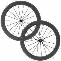 Mavic Comete Pro Carbon SL Tubular Road Wheels