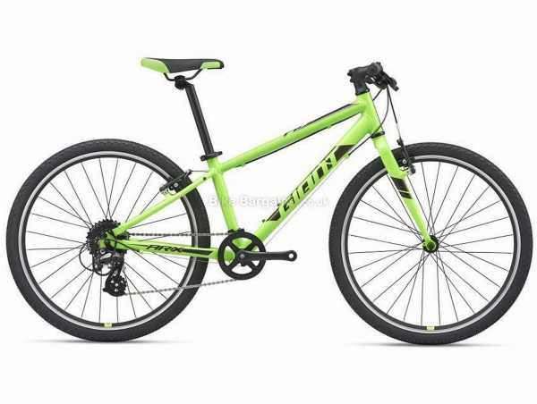 "Giant ARX 24 Alloy Kids Bike 2021 M, Blue, Orange, Purple, Red, Alloy Frame, 24"" Wheels, Altus 8 Speed Drivetrain, Caliper Brakes, Single Chainring"