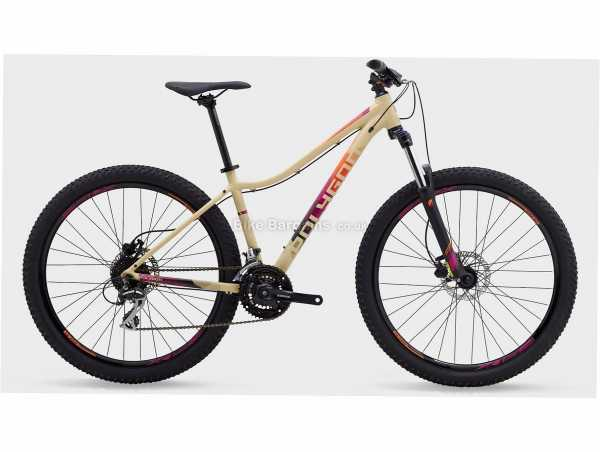 "Polygon Cleo 2 27.5 Ladies Alloy Hardtail Mountain Bike XS,S, Brown, Red, Black, 27.5"" Wheels, Alloy Frame, Disc Brakes, Altus, Acera 24 Speed Drivetrain, Triple Chainring"