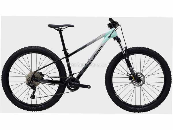 "Polygon Xtrada 5 27.5"" Alloy Hardtail Mountain Bike S,M,L, Grey, Turquoise, Black, 27.5"" Wheels, Alloy Frame, Disc Brakes, Deore 20 Speed Drivetrain, Double Chainring"