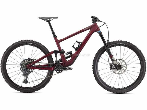 """Specialized Enduro Expert 29er Carbon Full Suspension Mountain Bike 2021 L, Brown, Red, Carbon Full Suspension Frame, 29"""" Wheels, X01 Eagle 12 Speed Groupset, Disc Brakes, Single Chainring"""