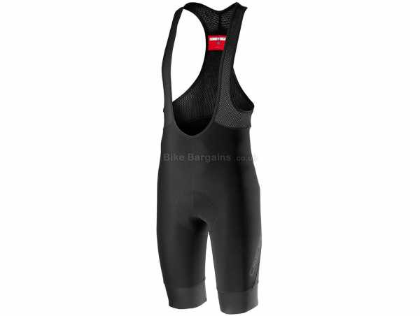 Castelli Tutto Nano Bib Shorts 2021 XXXL, Black, Lycra Construction