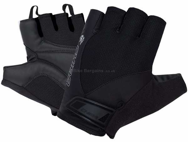 Chiba Sport Pro All-Round Mitts S,M,L,XL,XXL, Black, Red, Synthetic Leather, Nylon & Velcro Construction
