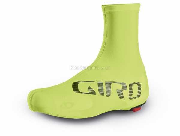 Giro Ultralight Aero Nozip Overshoes S, Yellow