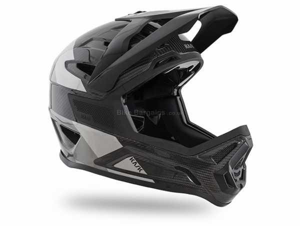 Kask Defender Full Face Helmet M,L,XL, Black, Blue, White, Green, Orange, Full Face, 18 Vents, 750g
