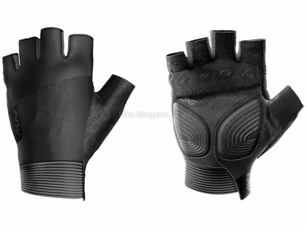Northwave Extreme Mitts M,L,XL,XXL, Black, Red, Yellow, Gel, Elastane & Polyester Construction