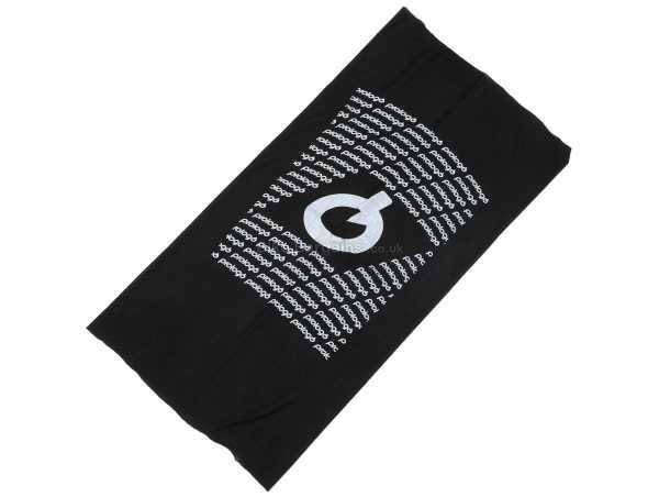 Prologo Bandana Neck Tube M, Black, Polyester & Elastane Construction