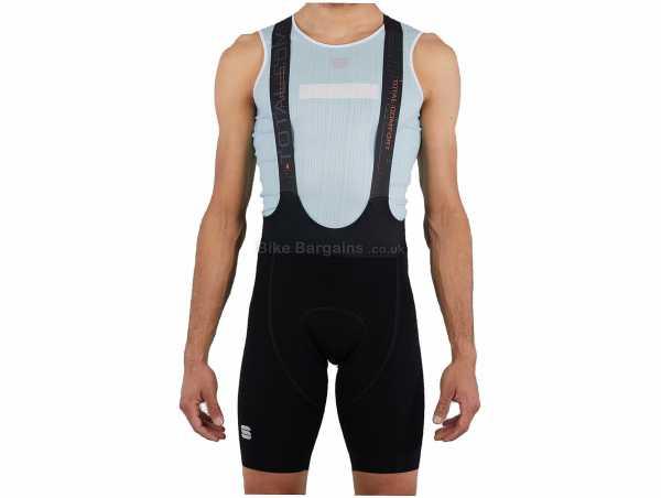 Sportful Total Comfort Bib Shorts 2021 S,M,L,XL,XXL,XXXL, Black, 175g